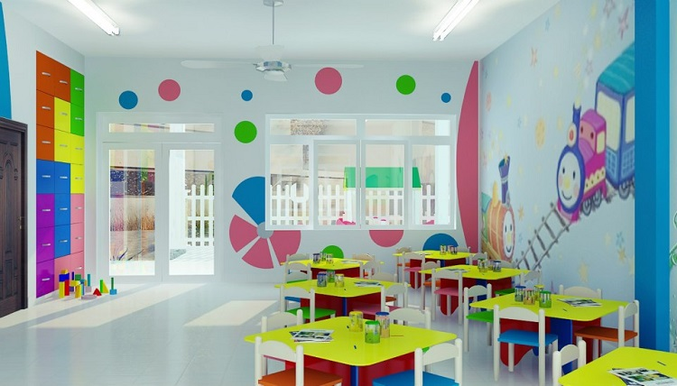 Trường mầm non quốc tế quận 2 – HIBS