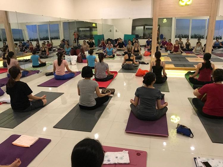 Yoga Samadhi Tân Phú