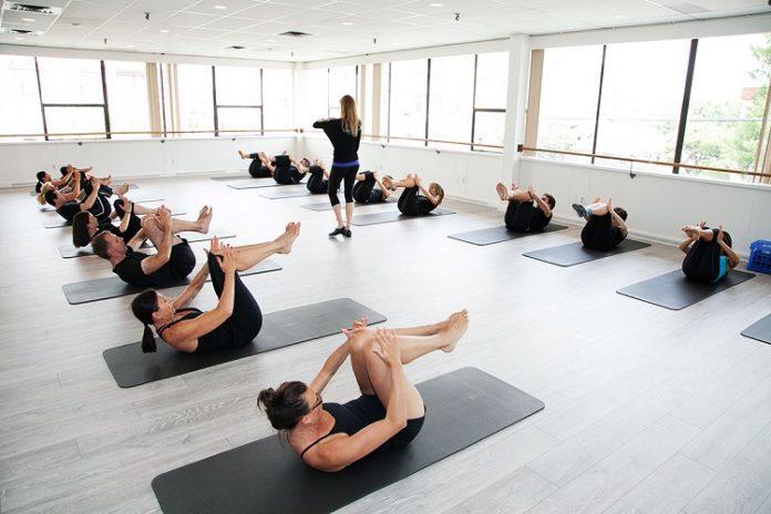 phòng tập Yoga quận Tân Phú