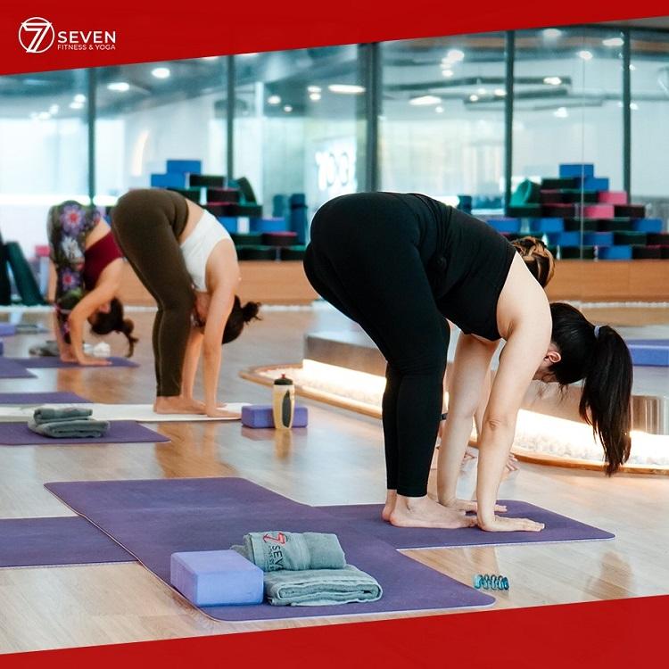 Seven Fitness & Yoga là yoga quận Tân Phú uy tín