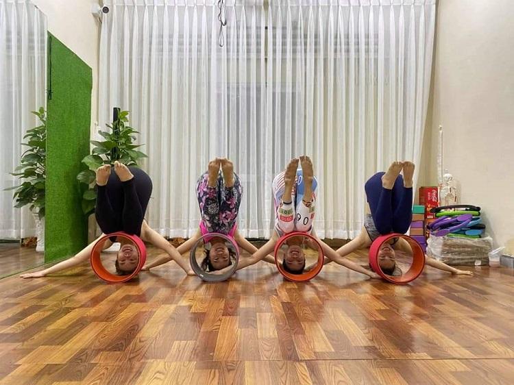 Phòng tập Hoài Hương Yoga - yoga quận Tân Phú