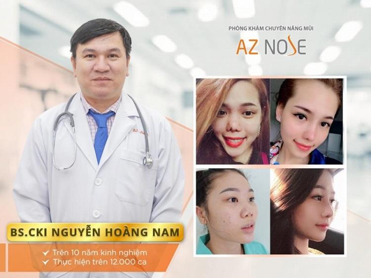 Bác sĩ Nguyễn Hoàng Nam