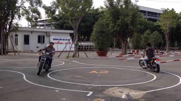 Trung tâm thi bằng lái xe Đông Dương là một trong các địa điểm thi bằng lái xe máy ở tphcm