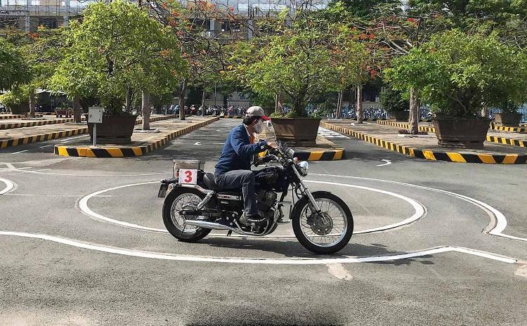 Trường dạy lái xe ô tô SaigonTourist LÀ địa điểm thi bằng lái xe máy tphcm