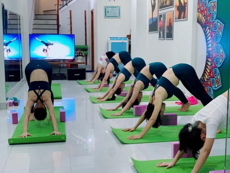 Câu Lạc Bộ Yoga Việt - yoga quận 1 uy tín