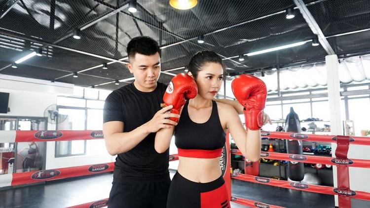Phòng tập Gym FitBox là địa chỉ học muay thái tại tphcm