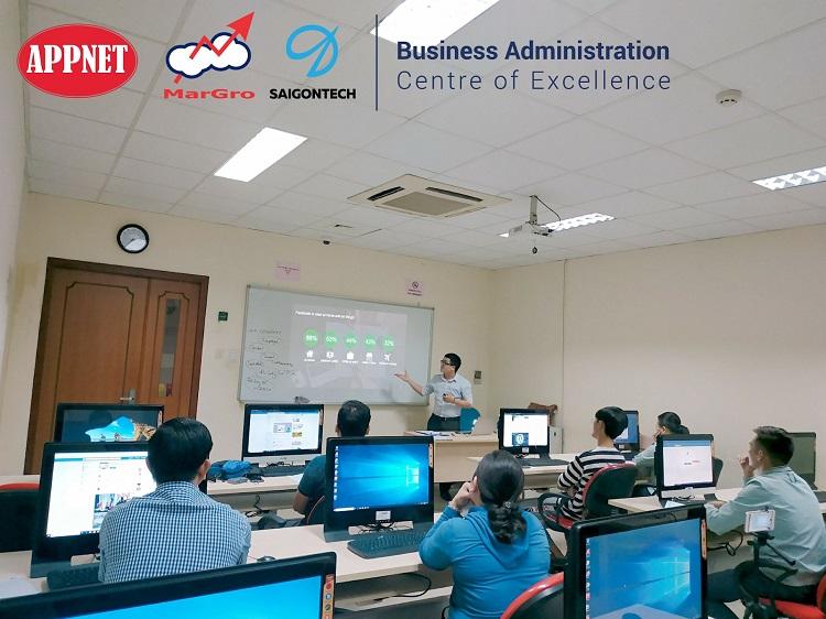 Trung tâm đào tạo SEO TPHCM Appnet
