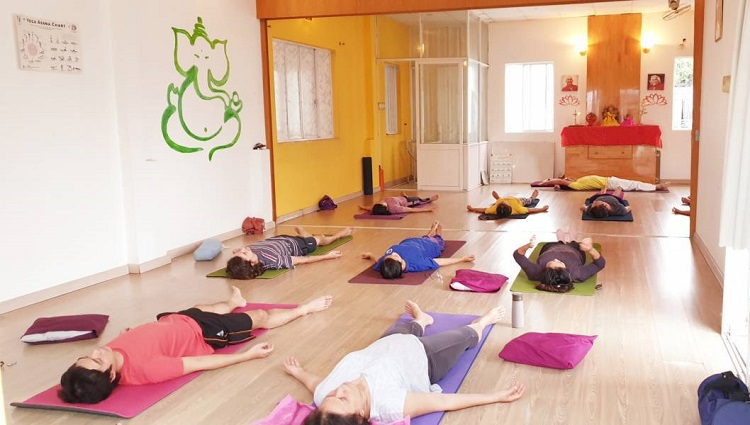 Phòng tập yoga quận 1 – Sivananda Yoga Vedanta Center
