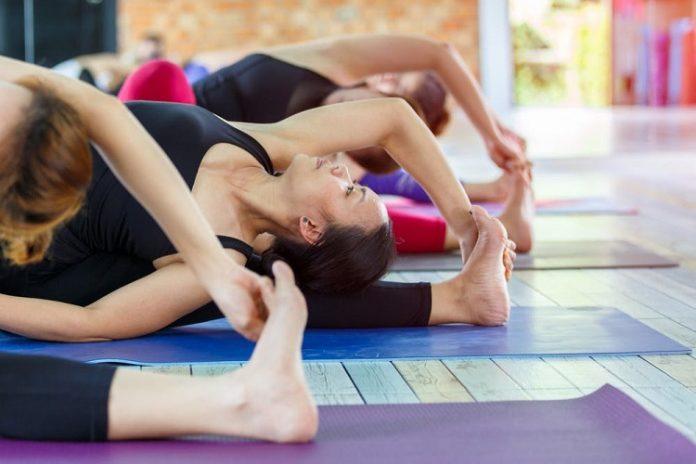 phòng tập yoga quận 1