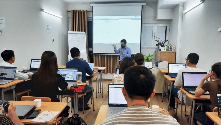 Khóa học digital marketing tại ATP Academy
