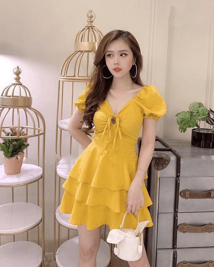 Quỳnh Chi Shop xưởng chuyên quần áo Hotgirl TPHCM