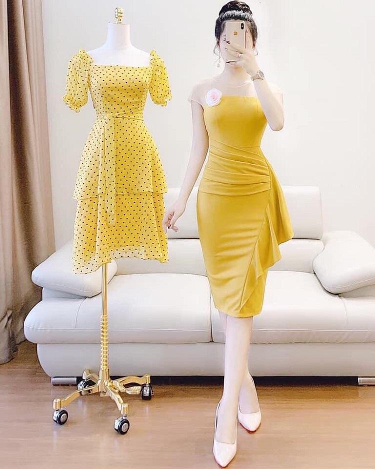 XUONGMAYSI.com Chuyên sỉ quần áo váy đầm Hotgirl giá sỉ tại TPHCM