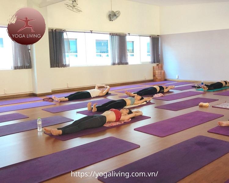 Yoga Living là phòng tập yoga ở quận 1