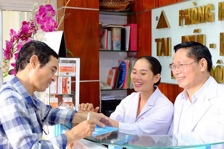 BS.CKI. Nguyễn Thành Đông - bác sĩ tai mũi họng giỏi ở tphcm