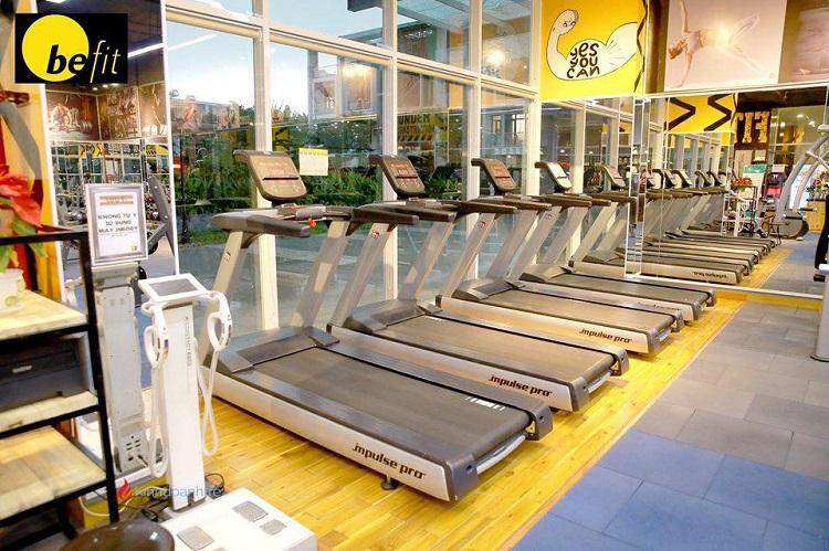 Phòng tập BeFit Fitness & Yoga