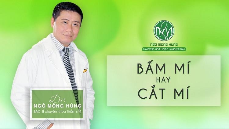 Thẩm mỹ viện Bs Ngô Mộng Hùng