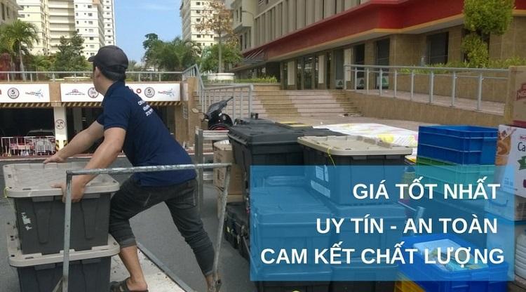 Công Ty chuyển nhà Quang Minh