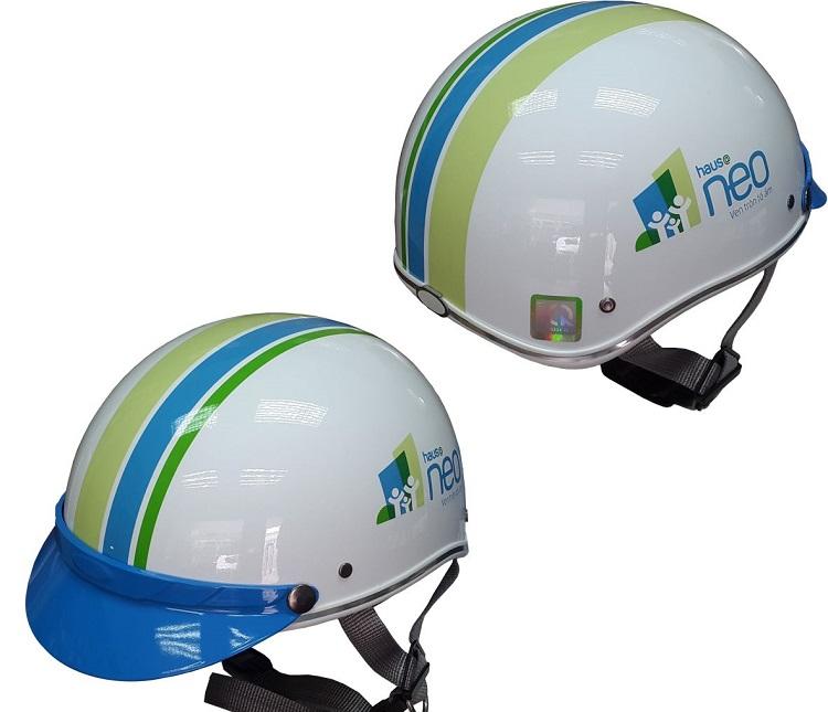 Công sản xuất nón bảo hiểm Vĩnh Phát