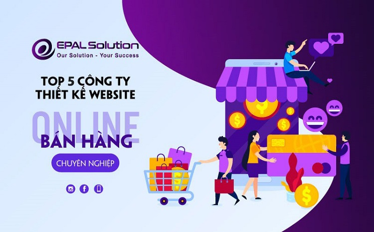 Công ty thiết kế website EPAL Solution
