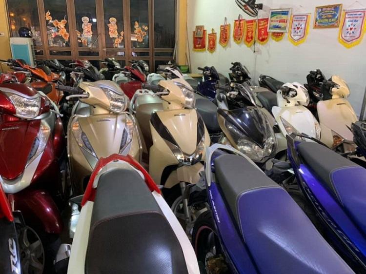 Cửa hàng xe máy Vinh Thành Đạt