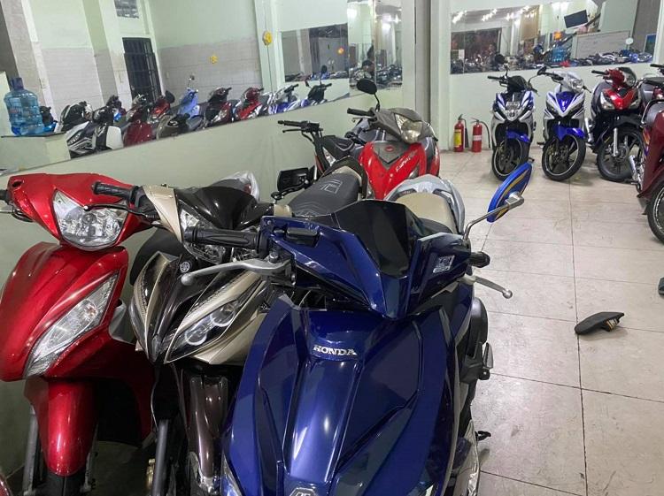 Cửa hàng xe máy Thành Nhựt