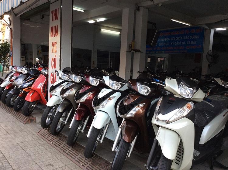 CUNG SPORT là cửa hàng xe máy cũ tphcm