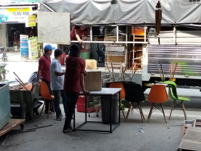 Các dịch vụ chuyển nhà huyện Bình Chánh