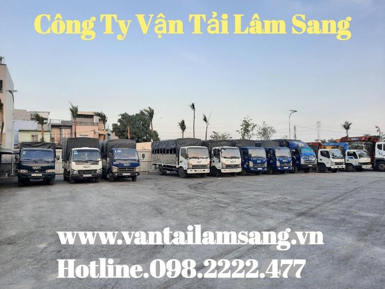 Công Ty TNHH TM-DV Vận Tải Lâm Sang – Bình Chánh