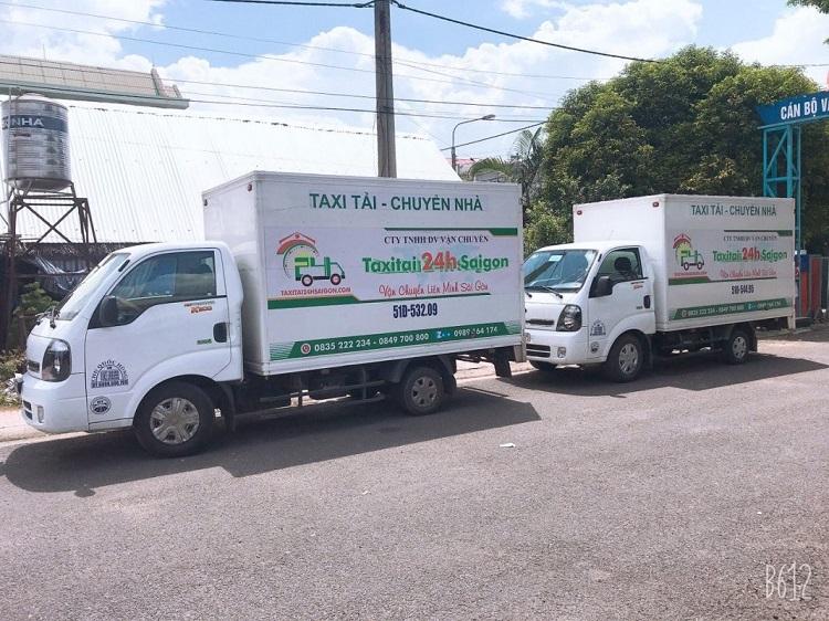 Xe tải chở hàng 24H – dịch vụ dọn nhà Củ Chi