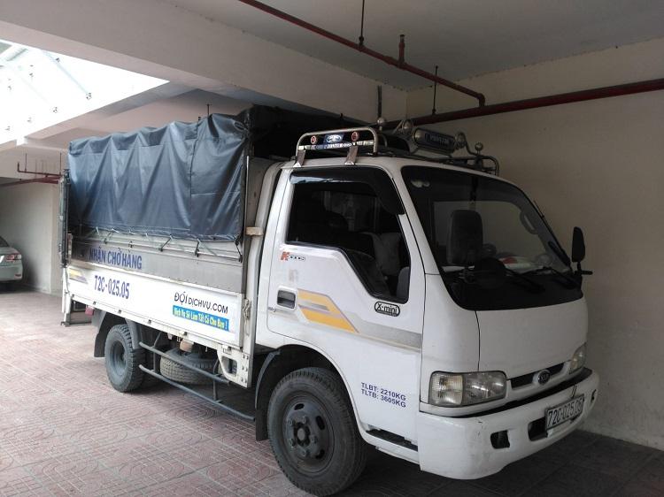 Dịch vụ chuyển nhà trọn gói Cần Giờ của Ngọc Hân