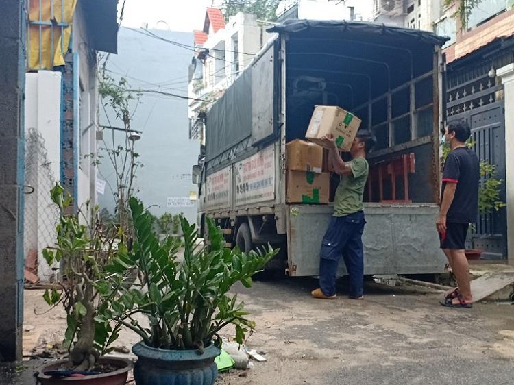 Taxi tải Đức Minh – Hóc Môn