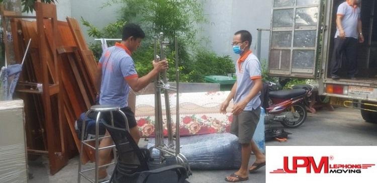 Lê Phong Moving – chuyển nhà trọn gói giá rẻ quận 3