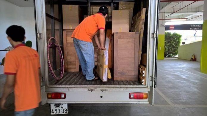 Các dịch vụ chuyển nhà quận 5