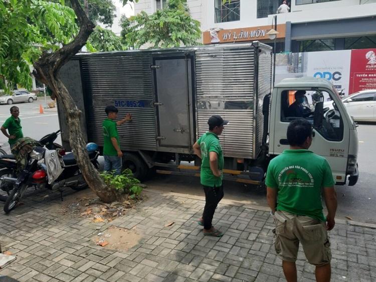 Công ty TNHH DV Vận Tải Liên Minh Sài Gòn