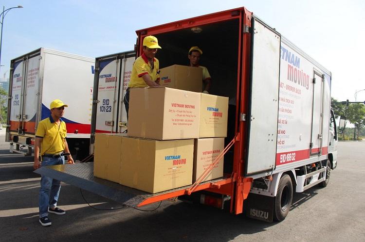 Vietnam Moving - dịch vụ chuyển nhà uy tín quận 6