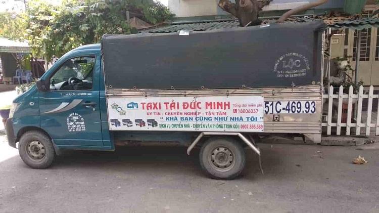 Taxi Tải Đức Minh – Bình Tân