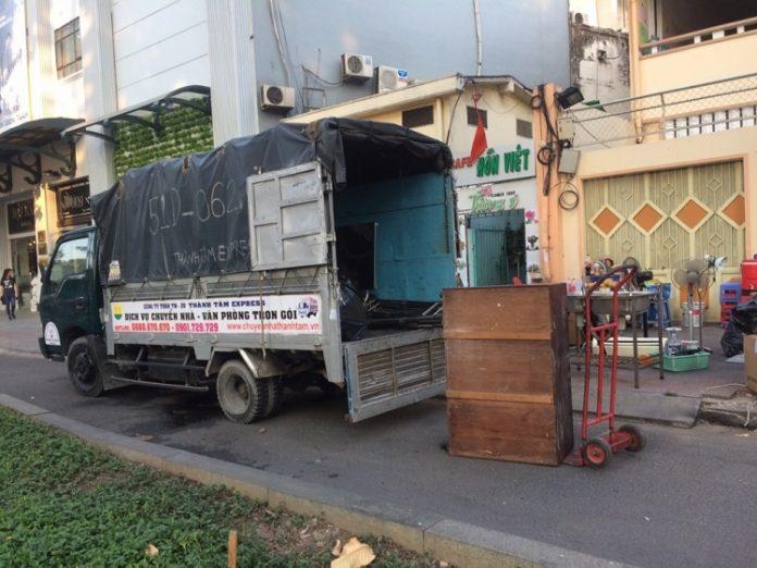 Các dịch vụ chuyển nhà trọn gói quận Tân Bình