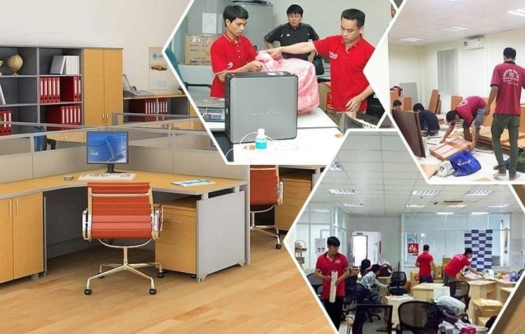 Dịch vụ dọn nhà 247 – dịch vụ chuyển nhà quận Bình Thạnh