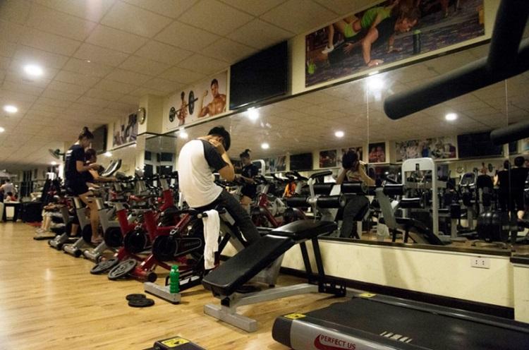 Phòng tập Global Gym