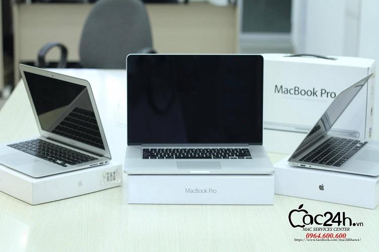 Mua macbook cũ ở đâu uy tín TPHCM - Mac24h