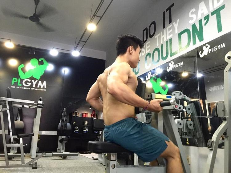 Phòng Tập PL Gym Trần Bình Trọng