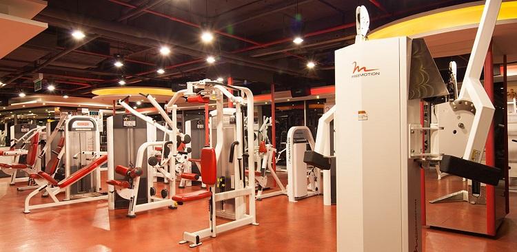 Phòng Tập Gym California là phòng tập gym quận 5 chất lượng