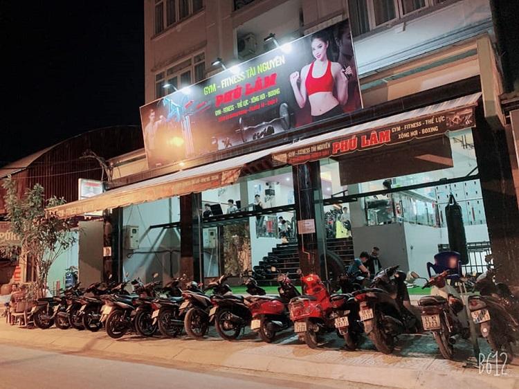 Phòng tập Phú Lâm Fitness