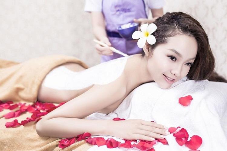 Thẩm mỹ viện Ngọc Dung - spa tắm trắng uy tín tphcm