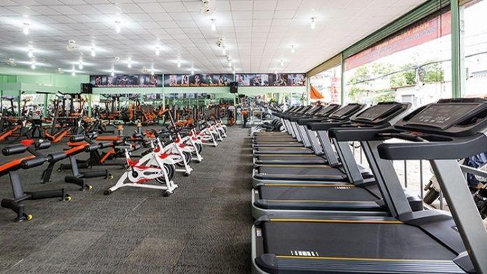 Các phòng tập gym quận 6