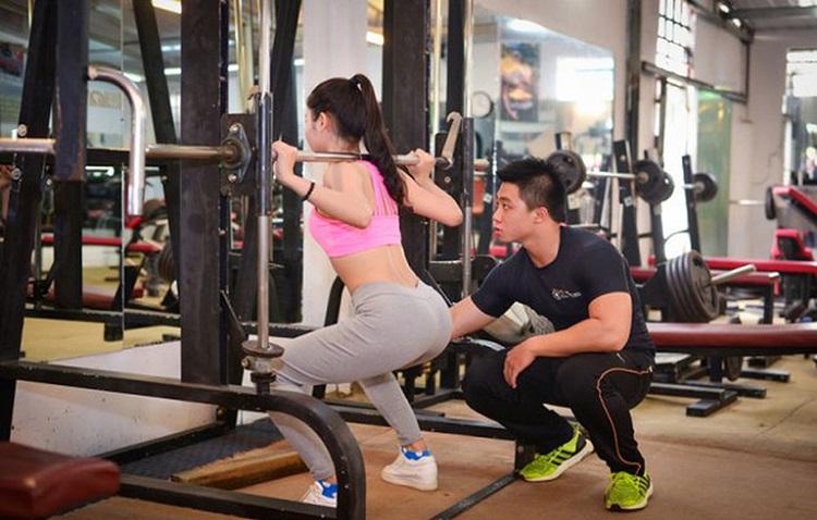 Câu Lạc Bộ Gym Quỳnh Anh là phòng gym quận 6