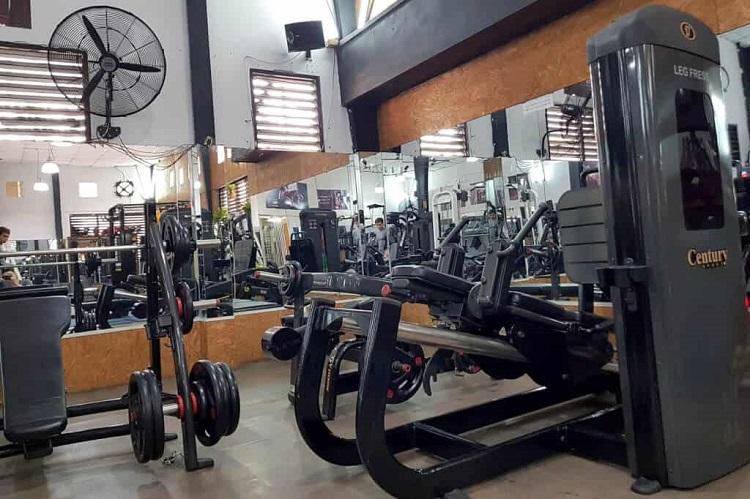 Phòng tập Gym S Fitness là phòng gym quận 5 chất lượng