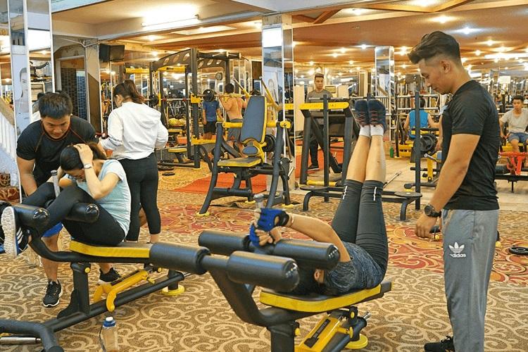 Phòng Tập Gym Tài Nguyên Tân Hòa Đông