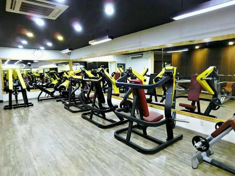 Phòng Tập Nam Nữ Olympic – C Gym quận 5