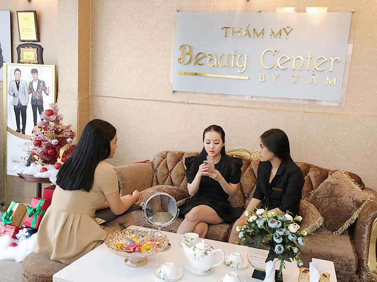 Thẩm mỹ Beauty Center - by Tấm là thẩm mỹ viện uy tín ở tphcm